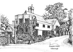 The Chequers Hotel, Pulborough